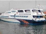 Reportan sobrevivientes en accidente de barco en Indonesia