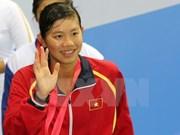 Anh Vien honrada por revista de EE.UU. como una de las mejores nadadoras de Asia