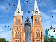 Catedral de Notre – Dame de Saigón, centenario testigo de Ciudad Ho Chi Minh