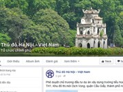 Comité Popular de Hanoi abre su página de Facebook