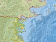 Terremoto de 6 grados sacude el Noreste de Indonesia