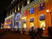 Navidad alumina cada rincón en Vietnam