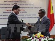 Tratan Vietnam y Timor Leste de impulsar cooperación bilateral