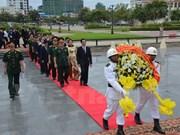 Conmemoran en Cambodia fundación de ejército popular vietnamita