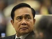 Premier tailandés rechaza propuesta de gobierno de unidad nacional