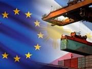 UE y Filipinas acuerdan iniciar negociaciones de TLC