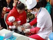 Vietnam lanzará al mercado vacuna 6 en 1 en 2020