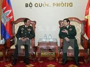 Vietnam dispuesto a fomentar solidaridad con Cambodia