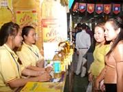 Nutrida participación en Feria comercial Vietnam – Laos