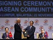 Tailandia se compromete a contribuir a cumplimiento de visión de ASEAN