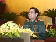 Ministro vietnamita de Defensa inicia visita oficial a Laos