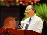 Ciudad Ho Chi Minh acomete labores contra la corrupción