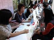 Tasa de desempleo en Vietnam se mantiene baja