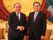 Prioriza Vietnam fortalecimiento de cooperación integral con Laos