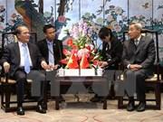 Líder parlamentario vietnamita apoya al impulso de lazos interprovinciales con China