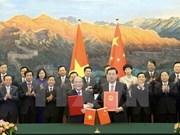 Visita de dirigente parlamentario impulsa confianza política Vietnam – China