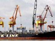 Vietnam: Crecimiento de exportación más bajo en cinco años últimos
