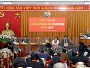 Confederación de Trabajadores vietnamitas debate pautas para 2016