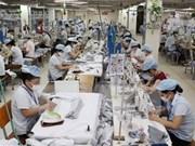 Las exportaciones textiles vietnamitas alcanzan 28 mil millones USD