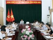 Organización de masas vietnamita revisa programa de cooperación