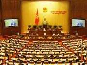 Parlamento vietnamita sigue perfeccionando el sistema jurídico