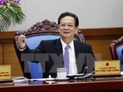 Gobierno vietnamita materializa orientaciones del Partido y parlamento
