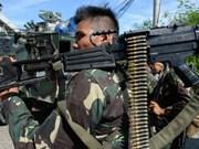 Nueve muertos en enfrentamiento en Filipinas