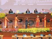 Diplomacia parlamentaria contribuye a éxito de política exterior de Vietnam