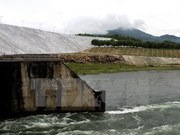 Inauguran central hidroeléctrica Ban Chat