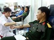 Miles personas participan en campaña de donación de sangre