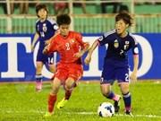 Selección femenina de fútbol se prepara para eliminatoria de Rio 2016