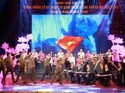 Programa artístico por aniversario 70 de primeras elecciones generales de Vietnam
