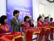 """Inauguran exhibición fotográfica """"Descubre Vietnam"""" en Hanoi"""