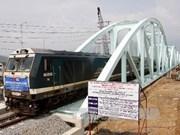 Finalizan reparación de puentes en línea férrea Ha Noi- Ciudad Ho Chi Minh