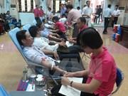 Vicepremier llama a pobladores participar en donación voluntaria de sangre