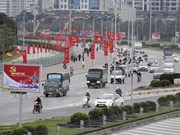 Bloomberg destaca perspectiva económica de Vietnam tras Congreso del PCV