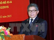 Diplomático indonesio laureado con distinción de Vietnam