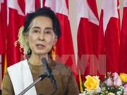 Myanmar promueve formación de nuevo gobierno