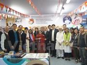 Libros sobre Ho Chi Minh y Vo Nguyen Giap se presentan en feria india