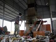 En operación sistema de monitoreo de residuos en Ciudad Ho Chi Minh