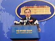 Vietnam exige a Taiwán (China) poner fin a violación de su soberanía