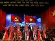 Gala en Ciudad Ho Chi Minh en saludo al éxito del XII Congreso del PCV
