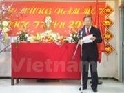 Comunidad vietnamita en Argelia y Alemania celebra el Tet