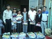 Gobierno vietnamita ofrece asistencia alimentaria a pobladores pobres
