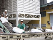 Exportación de Kien Giang aumenta 38 por ciento en enero