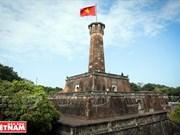 Asta de bandera nacional de Hanoi, testigo de la capital milenaria