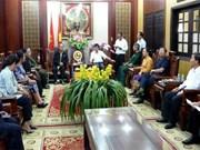 Fomentan relaciones de amistad Vietnam y Cambodia