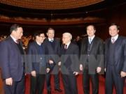 Discuten labores de elección a delegados parlamentarios de XIV Legislatura