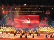 Laos y Cambodia congratulan al PCV por aniversario 86 de fundación