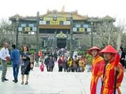 Entrada gratuita a ciudadela imperial de Hue en ocasión de Tet